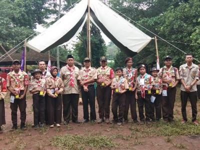 Dewan Penggalang, Jambore Ranting