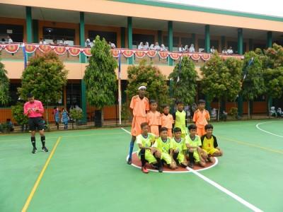 Peserta Futsal
